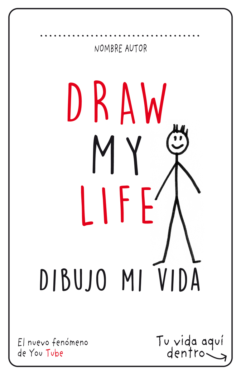 Draw my life - Autores Varios