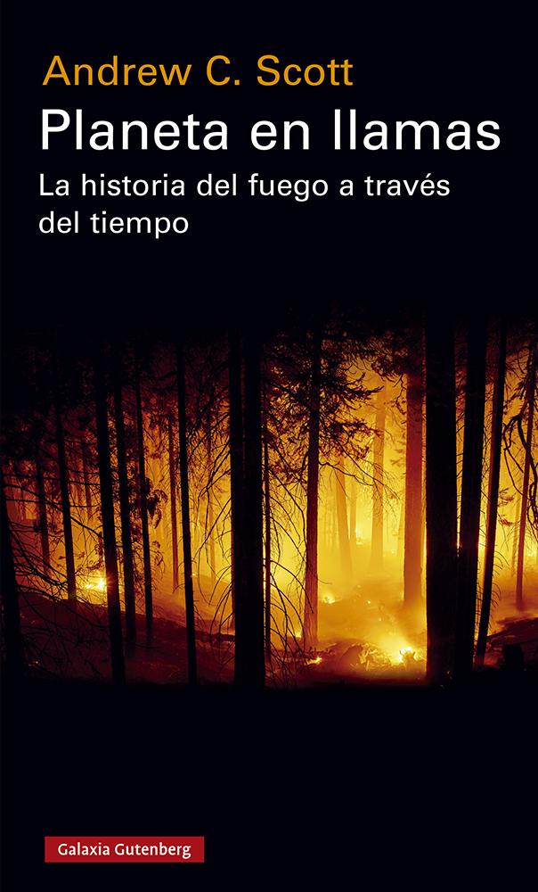 Planeta en llamas - Scott Andrew C.