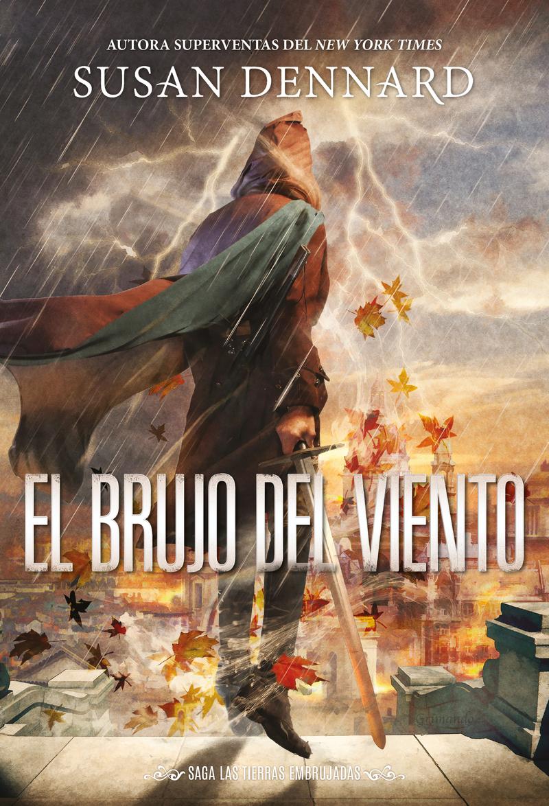 El brujo del viento - Dennard Susan