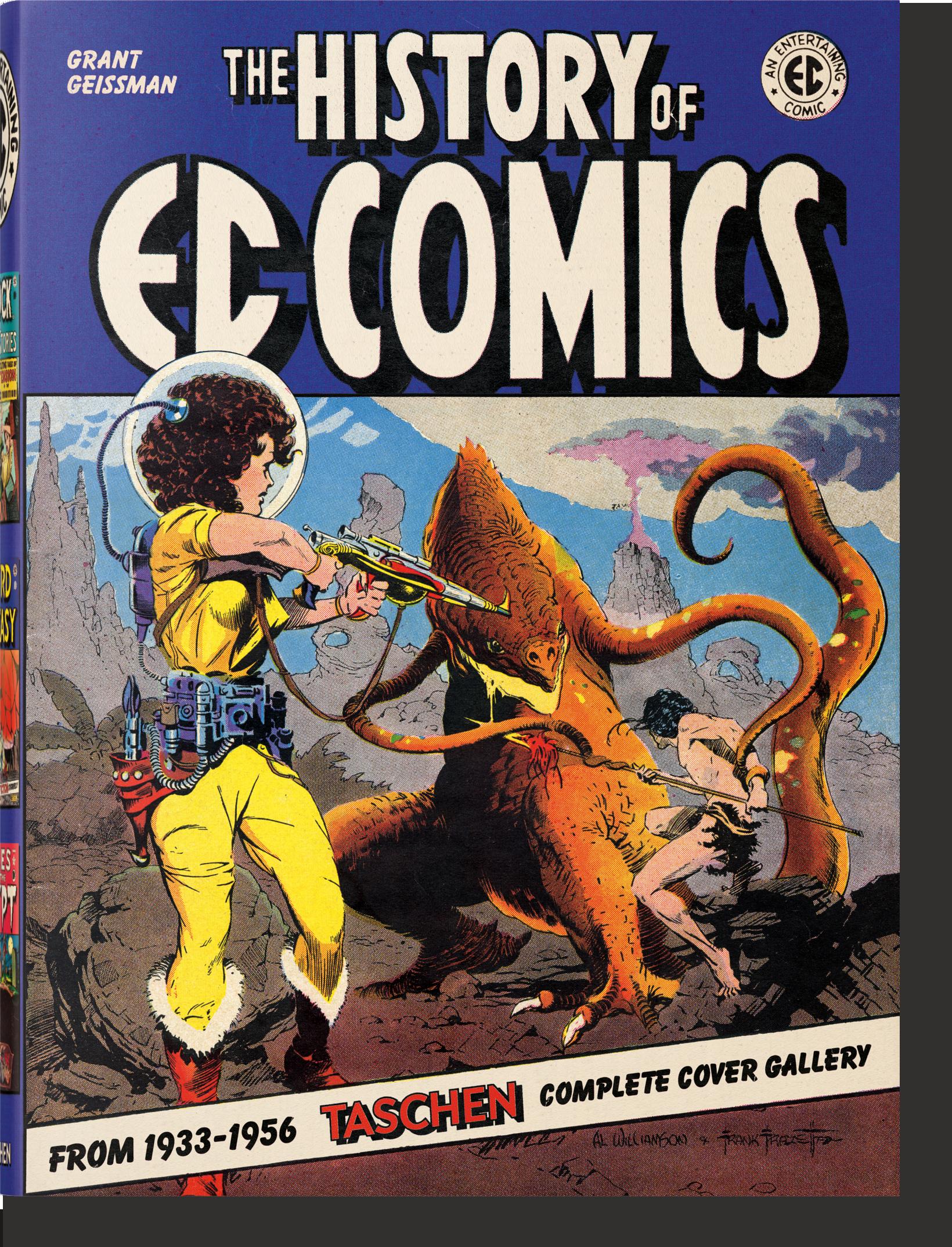 The History of EC Comics -  Sin Autor