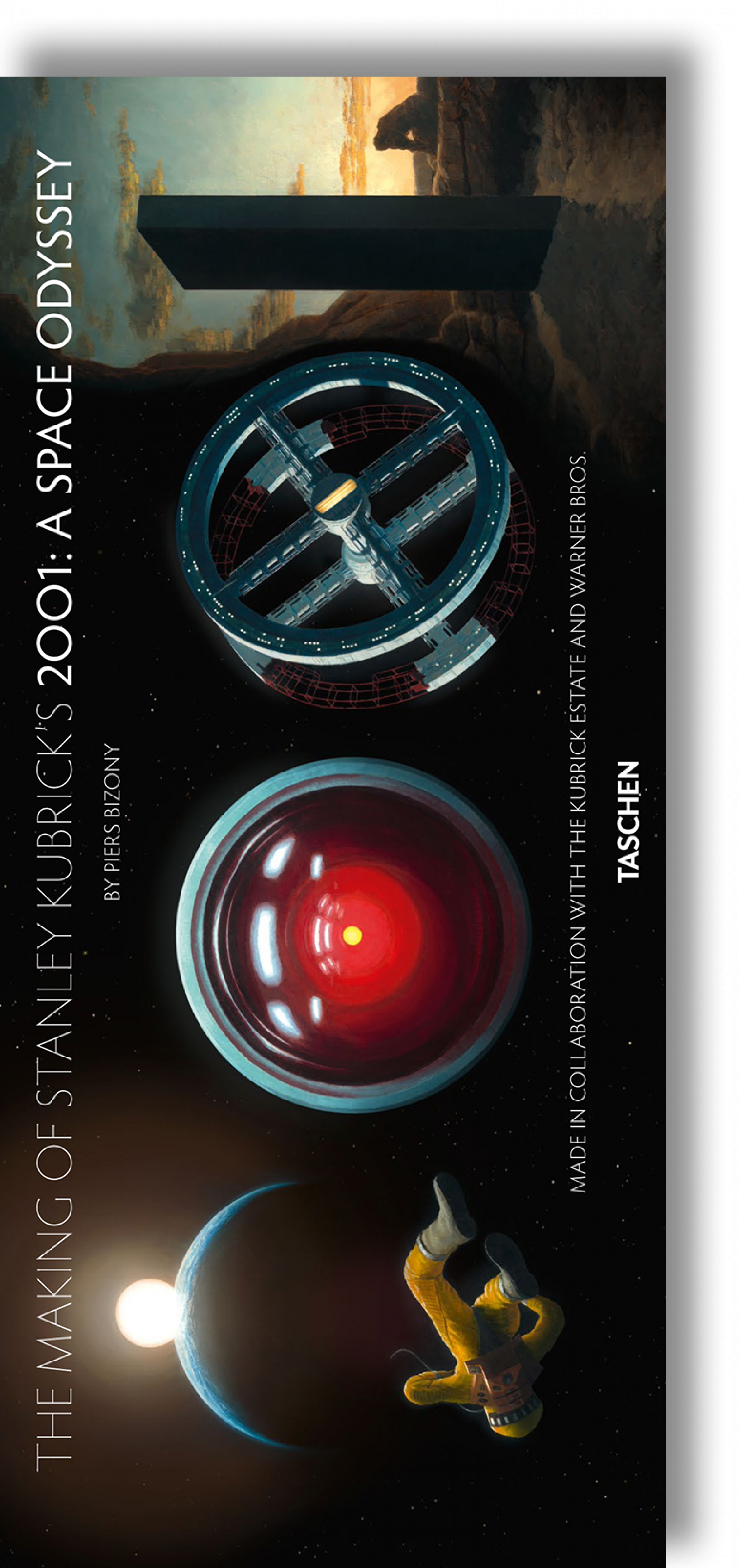 The Making of Stanley Kubrick's '2001: A Space Odyssey' - Bizony Piers