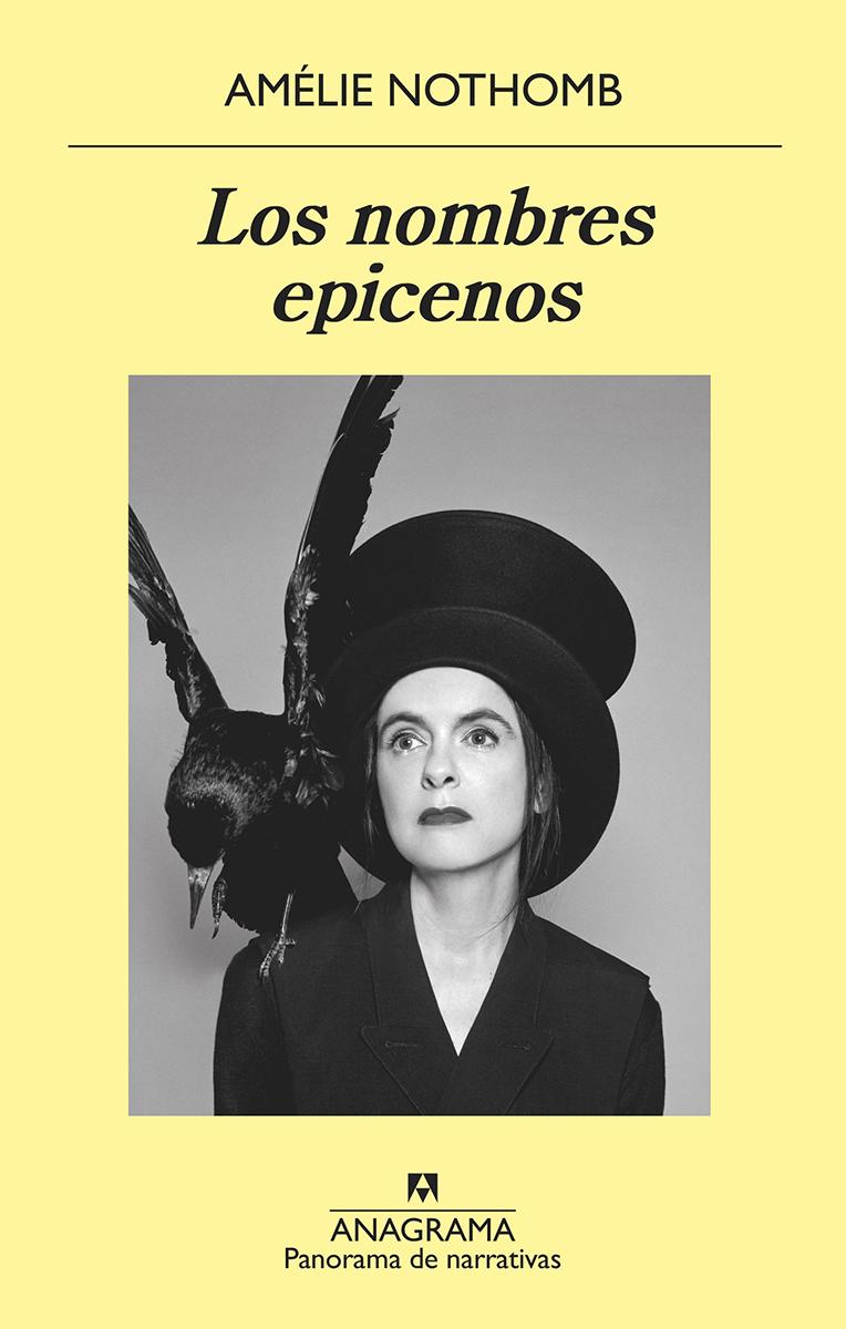 Los nombres epicenos - Nothomb Amélie