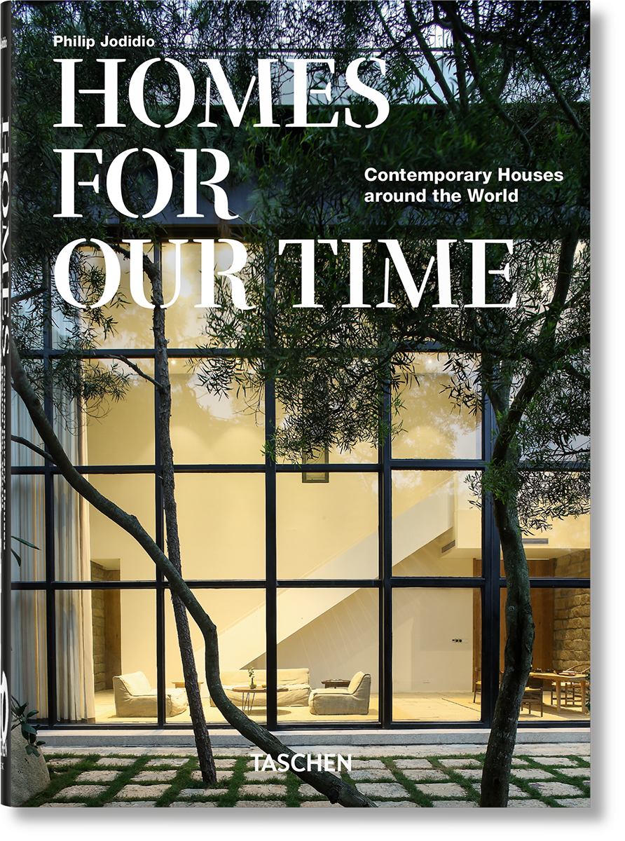 Homes For Our Time. Contemporary Houses around the World. 40th Ed. - Jodidio Philip