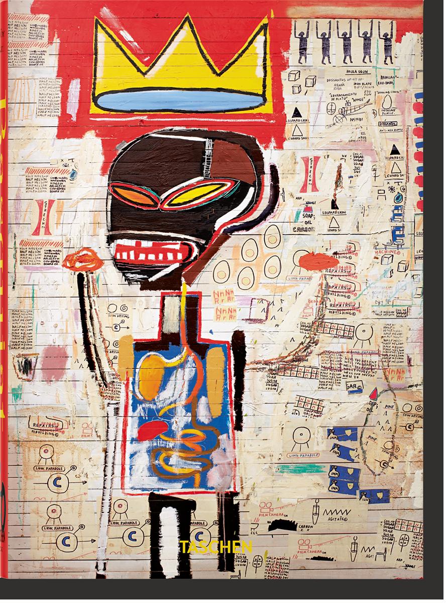 Basquiat - Holzwarth Hans Werner