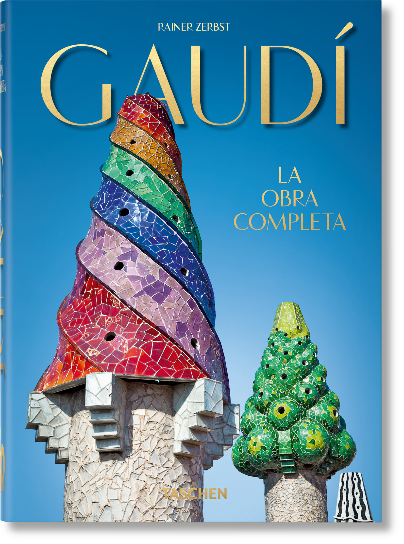 Gaudí. La obra completa. 40th Ed. - Zerbst Rainer