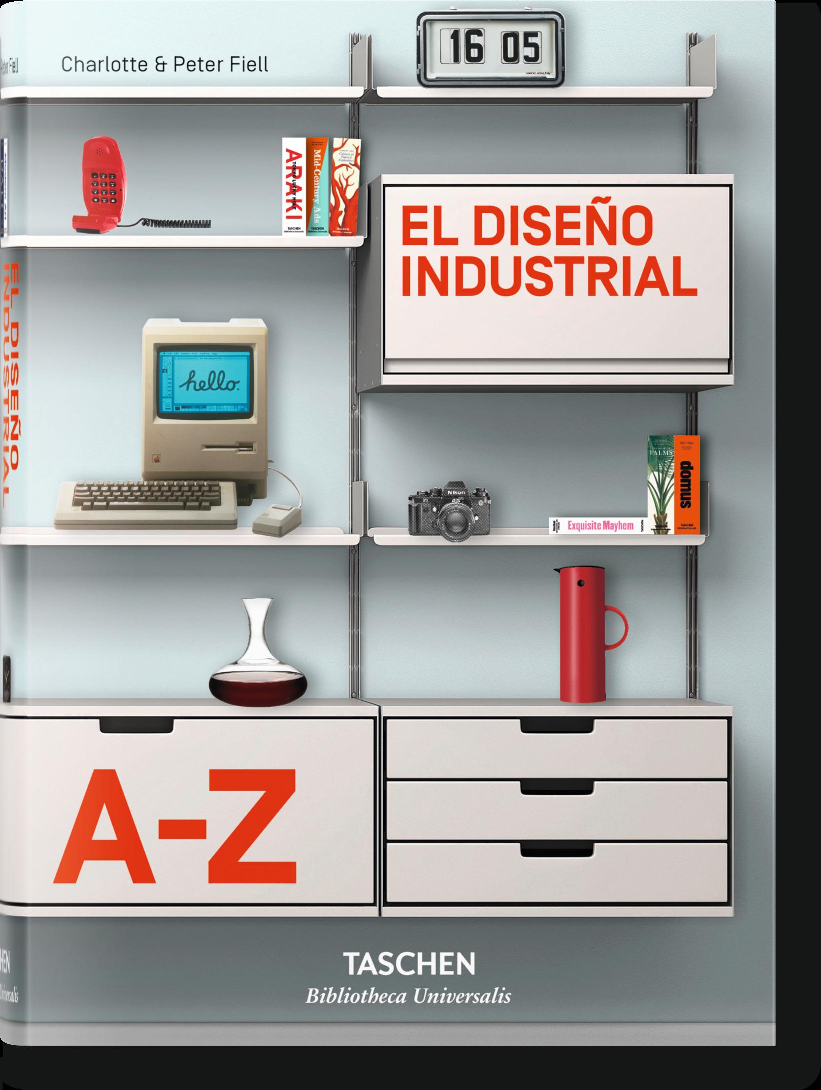 Industrial Design A–Z - Fiell Charlotte & Peter