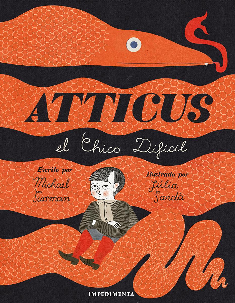 Atticus - Sussman Michael