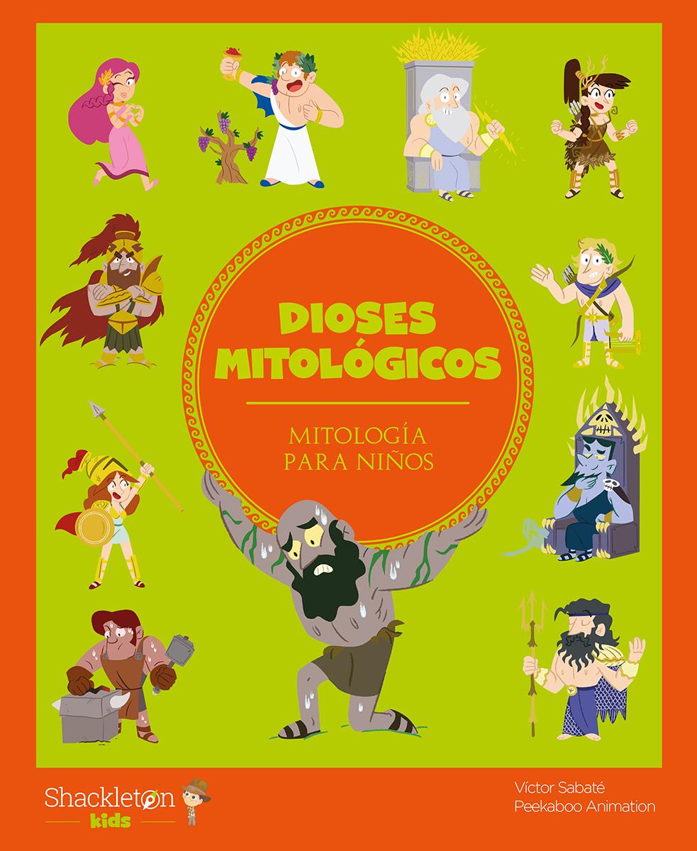 Dioses mitológicos - Sabaté Víctor