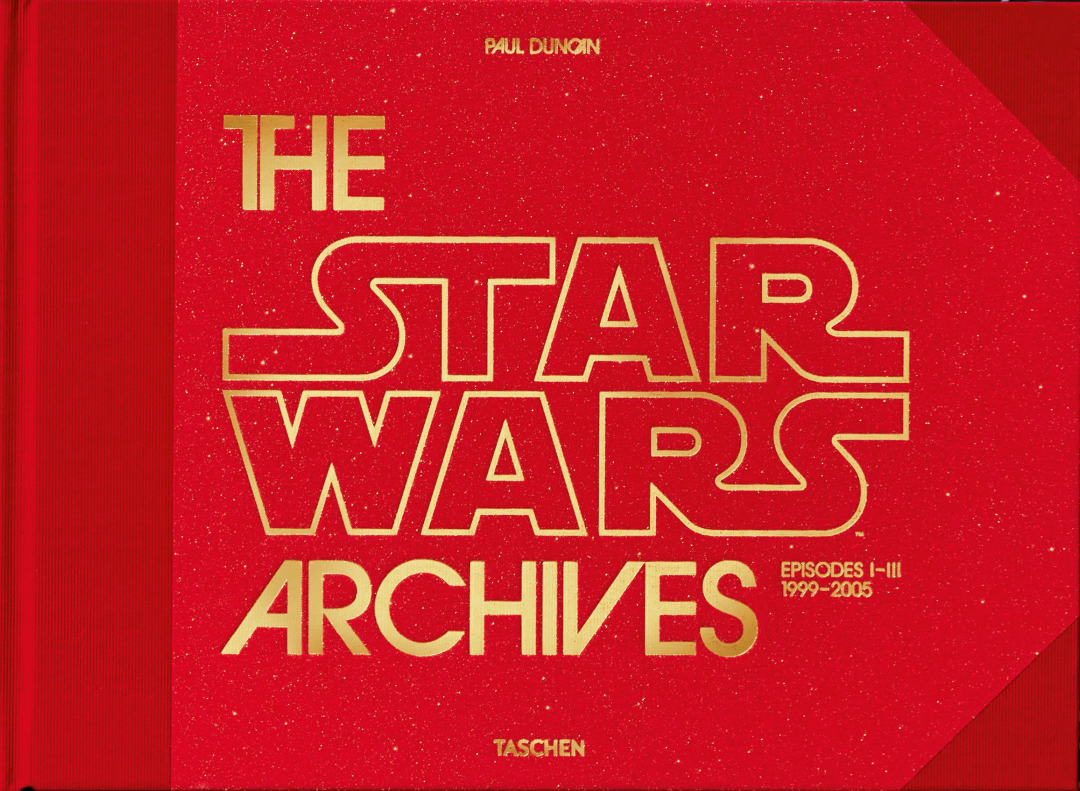 The Star Wars Archives - Duncan Paul