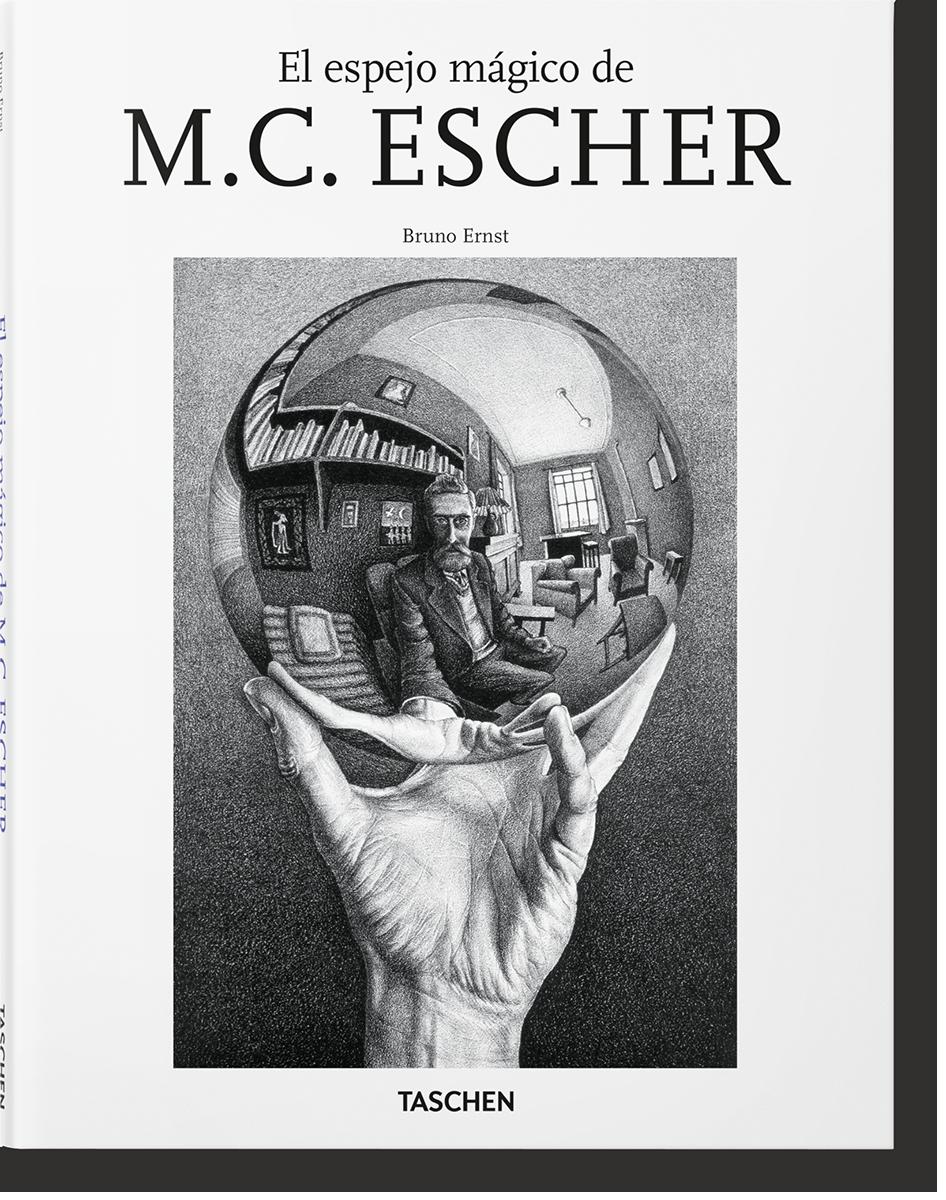 El espejo mágico de M. C. Escher - Ernst Bruno