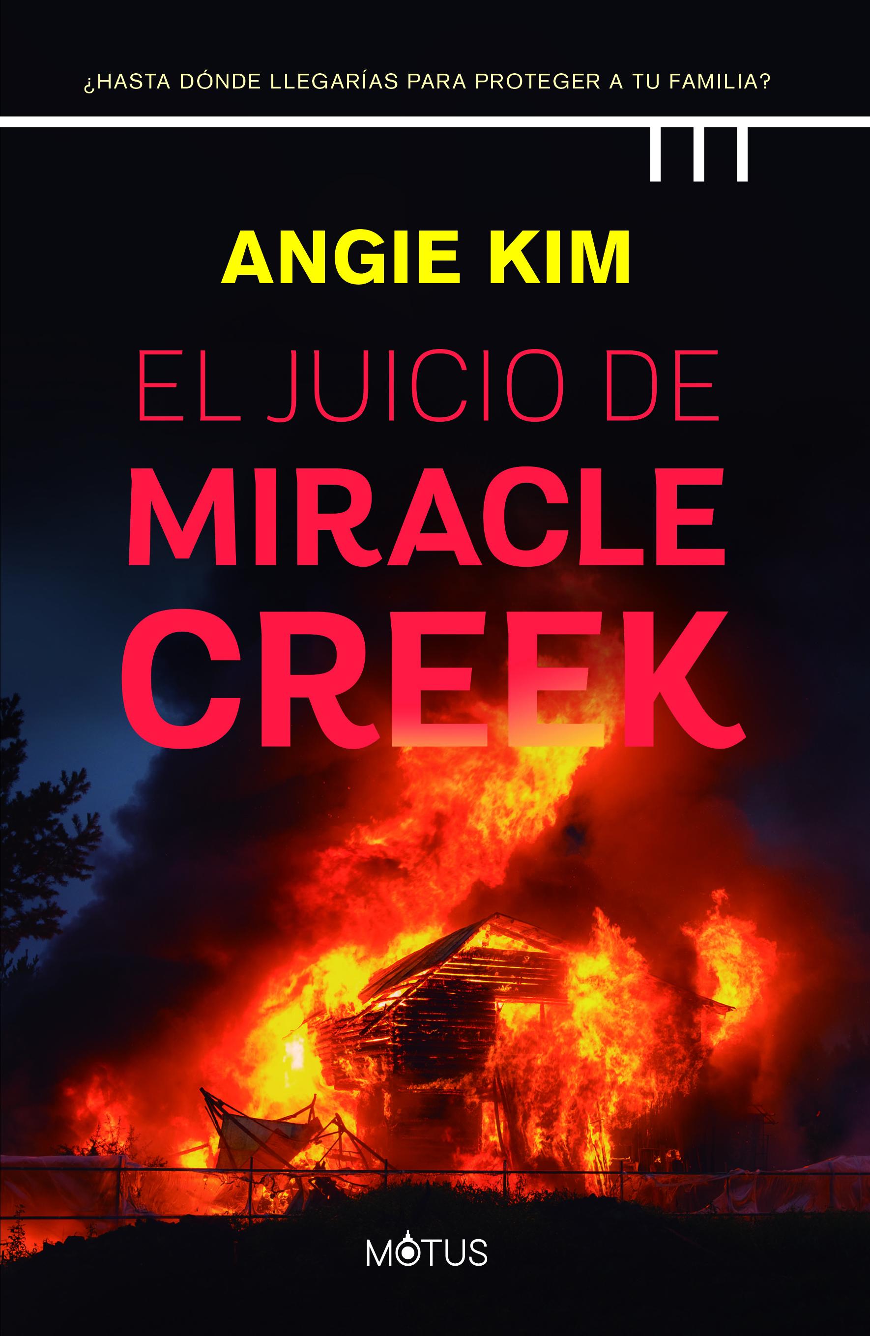 El Juicio de Miracle Creek - Kim Angie