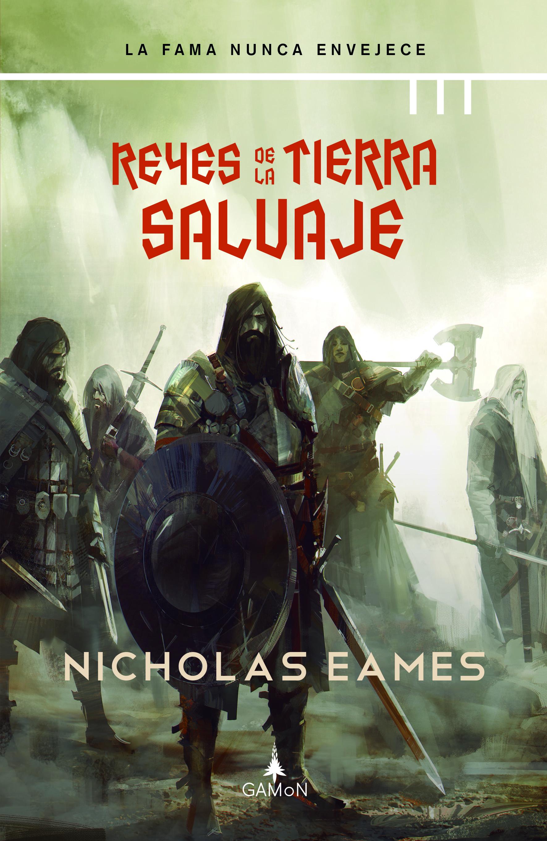 Reyes de la tierra salvaje - Eames Nicholas