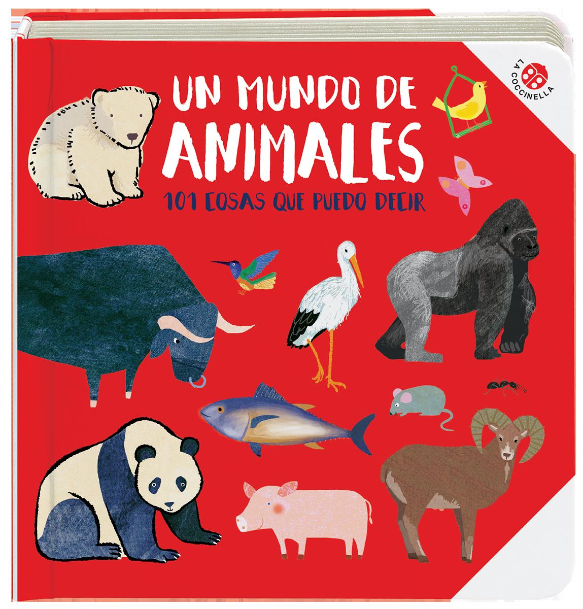 Un mundo de animales - Crovara Francesca
