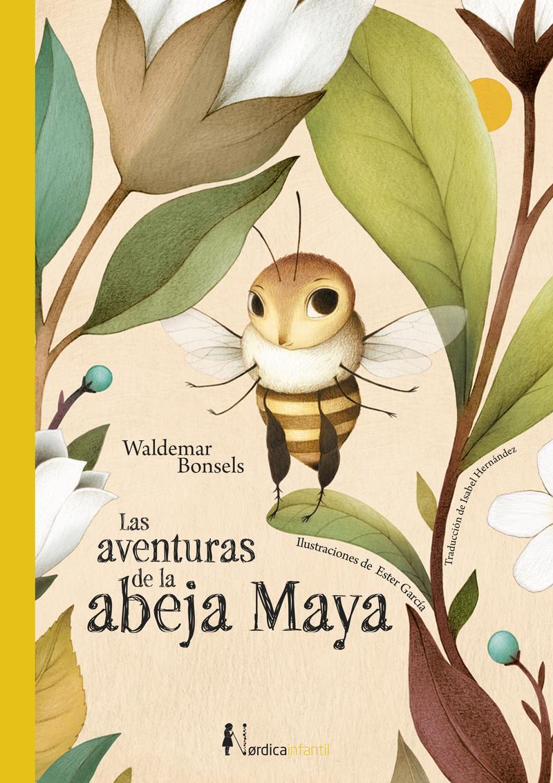 Las aventuras de la abeja Maya - Bonsels Waldemar
