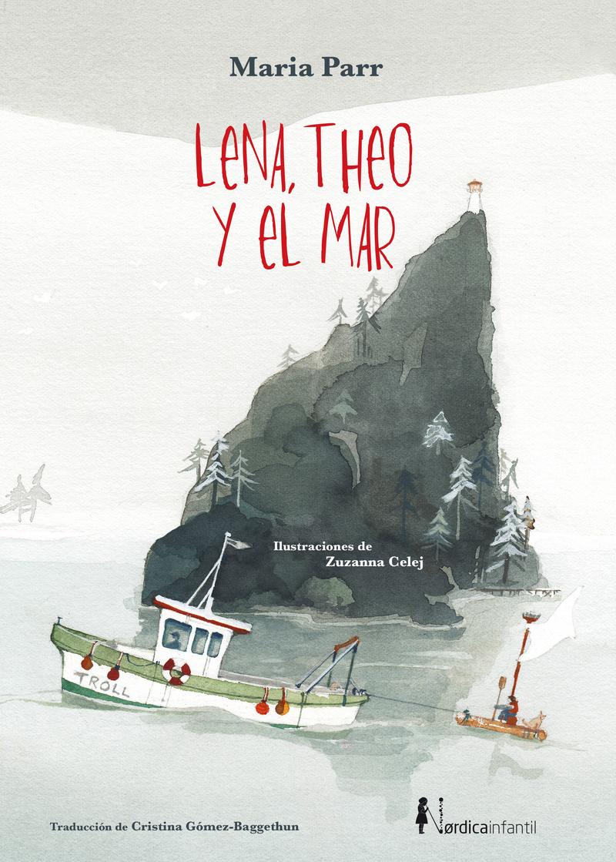 Lena, Theo y el Mar - Parr Maria