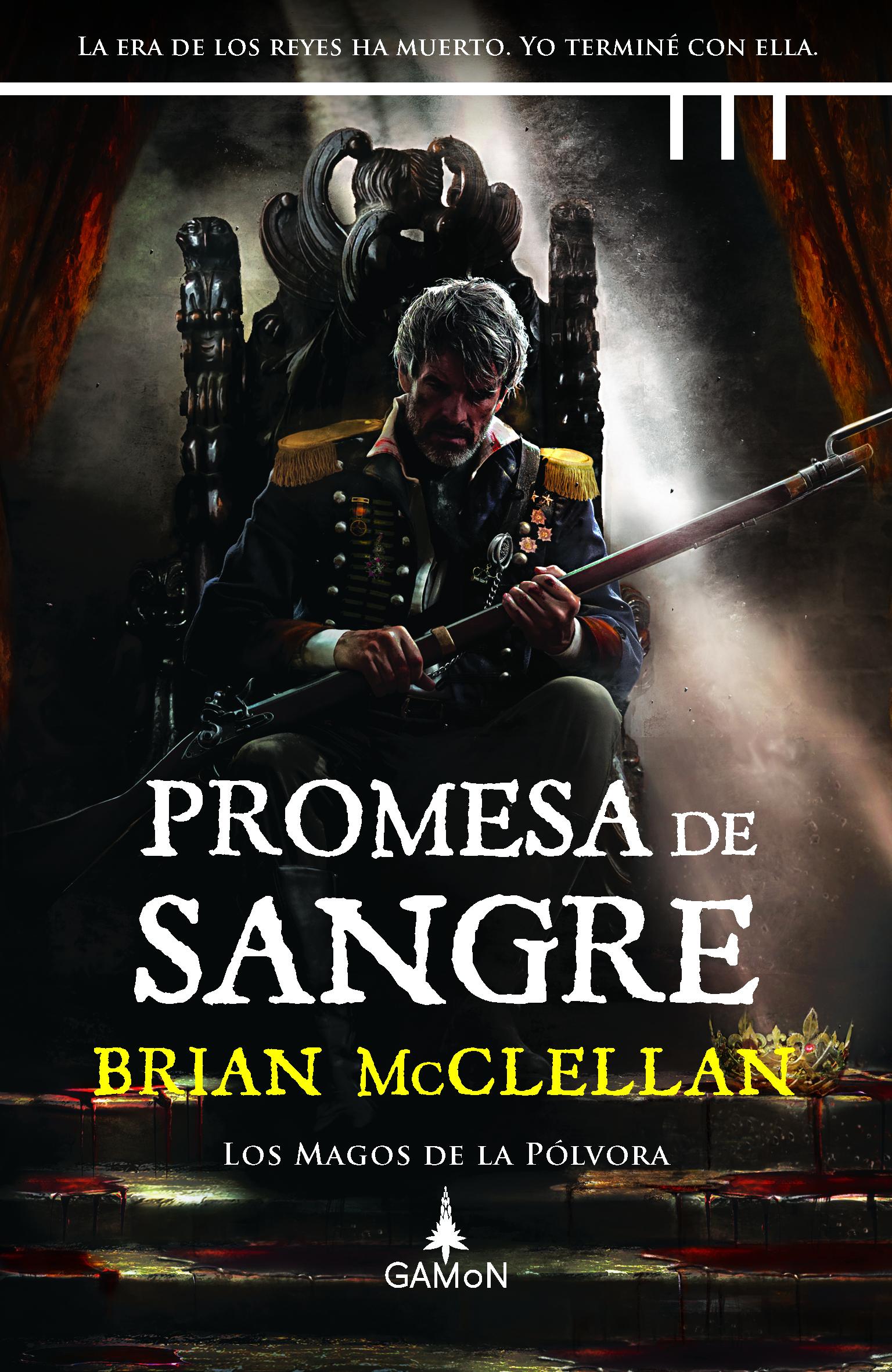 Promesa de Sangre - McClellan Brian
