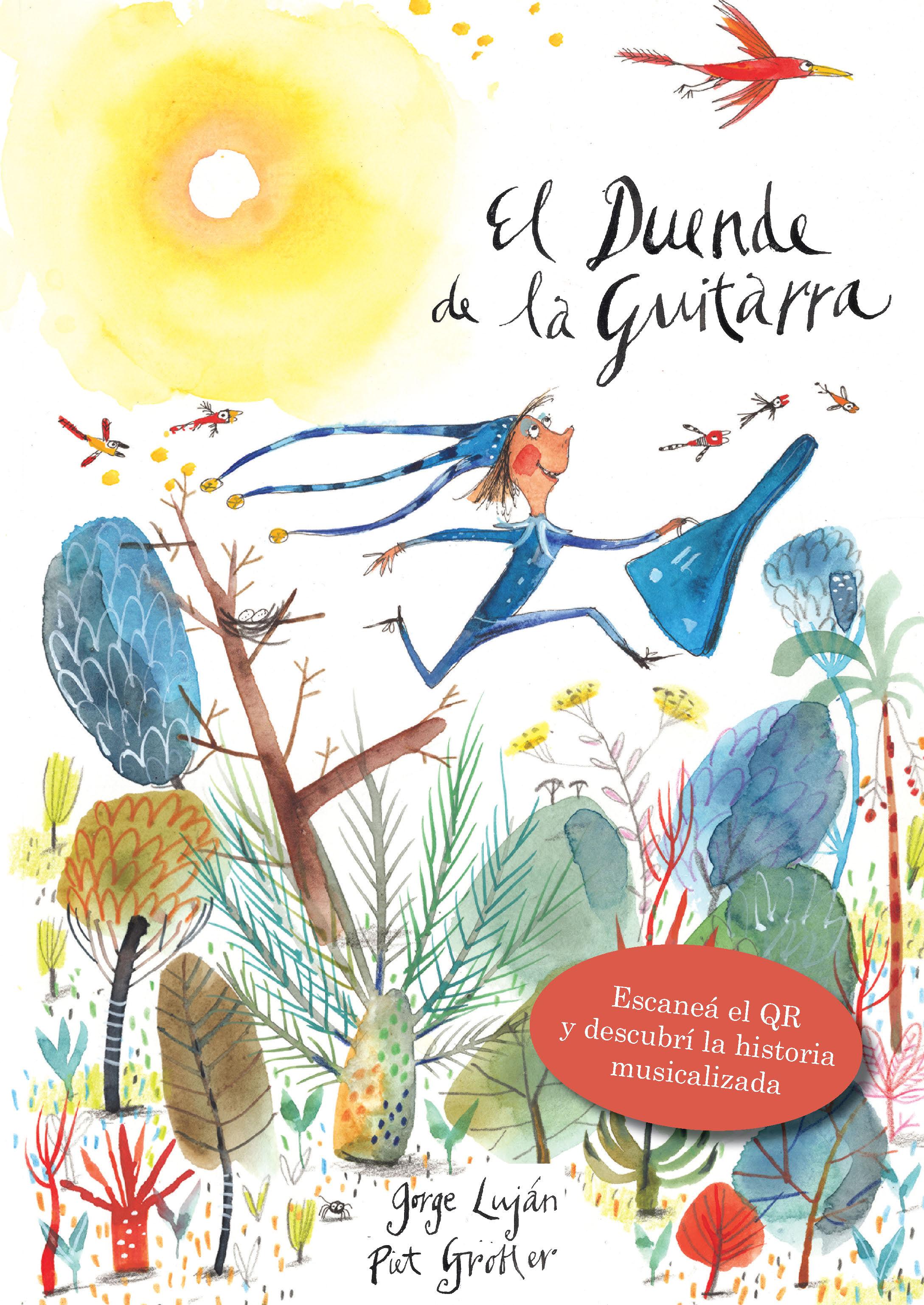 El duende de la guitarra - Luján Jorge Elías