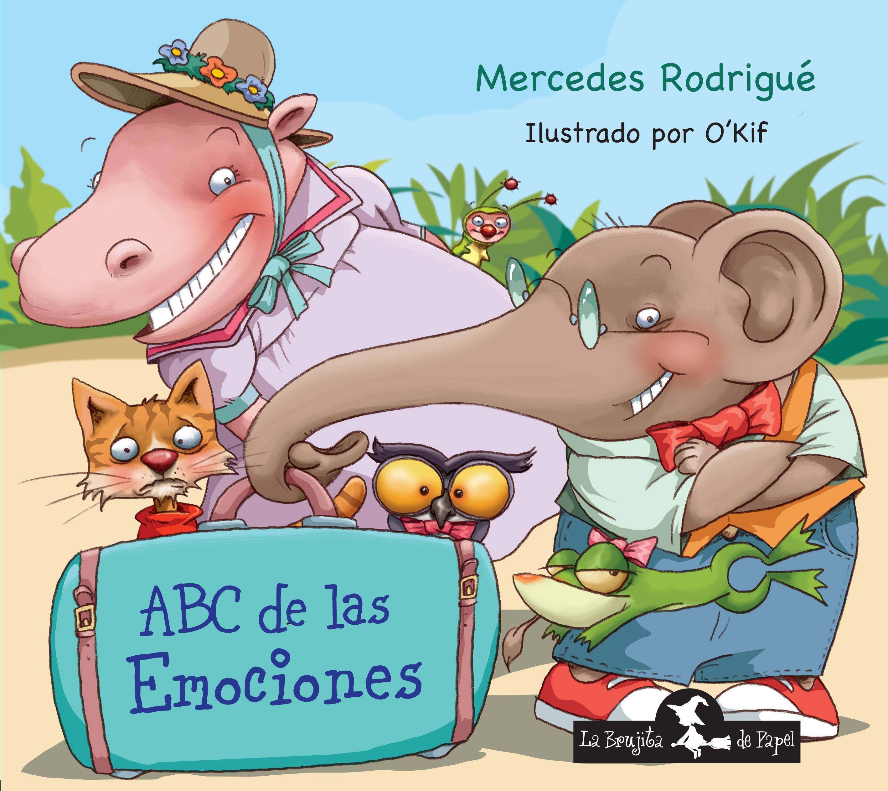 ABC de las emociones - Rodrigué Mercedes