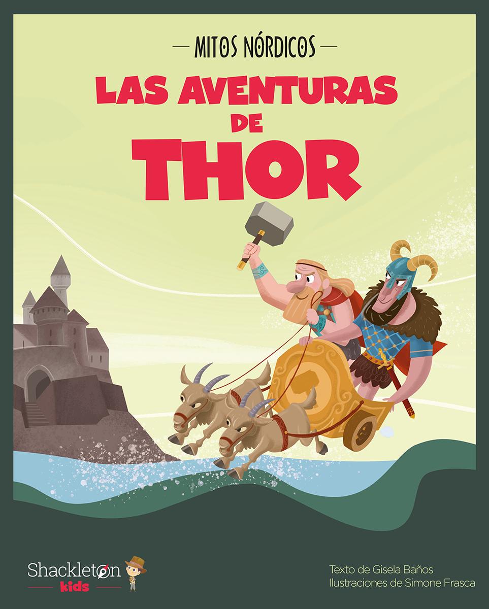 Las aventuras de Thor - Baños Ros Gisela