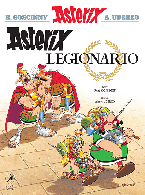 Asterix legionario - Goscinny Rene