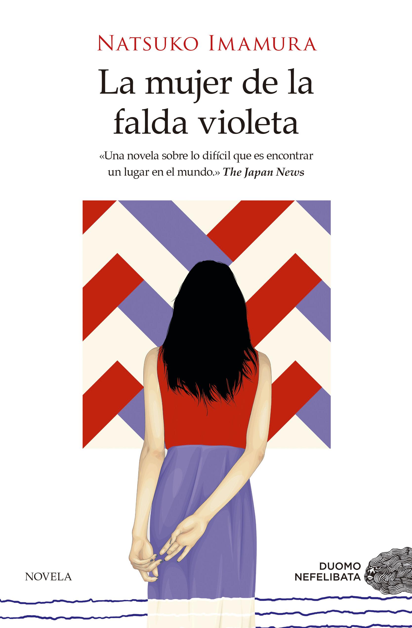 La mujer de la falda violeta - Imamura Natsuko