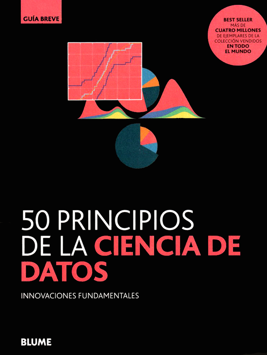 50 principios de la ciencia de datos - Liberty Vittert Mattias