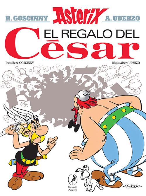 El regalo del César - Goscinny Rene