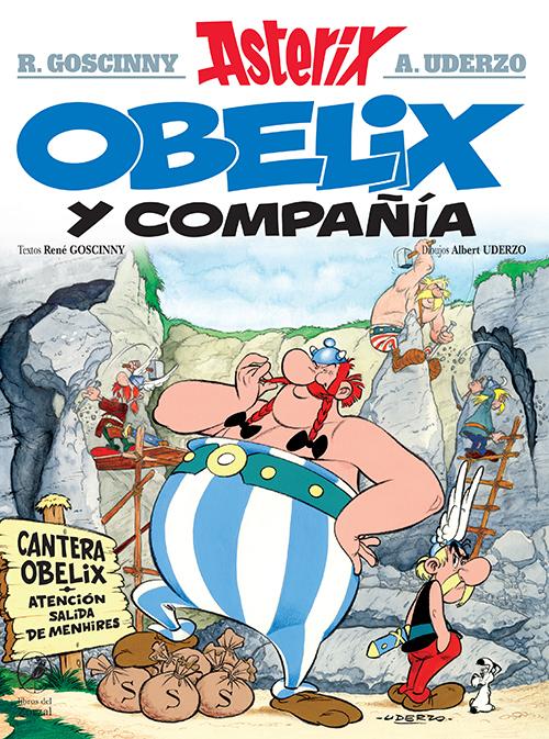 Obelix y compañía - Goscinny Rene