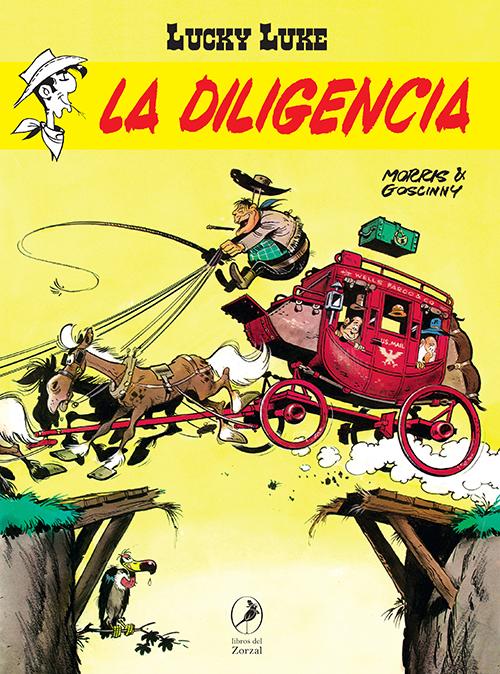 La diligencia - Goscinny Rene