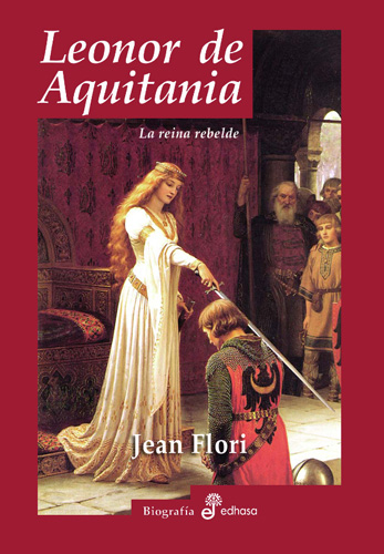 Leonor de Aquitania - Flori Jean