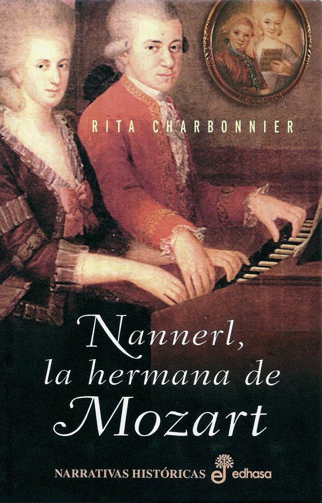Nannerl, la Hermana de Mozart - Charbonnier Rita