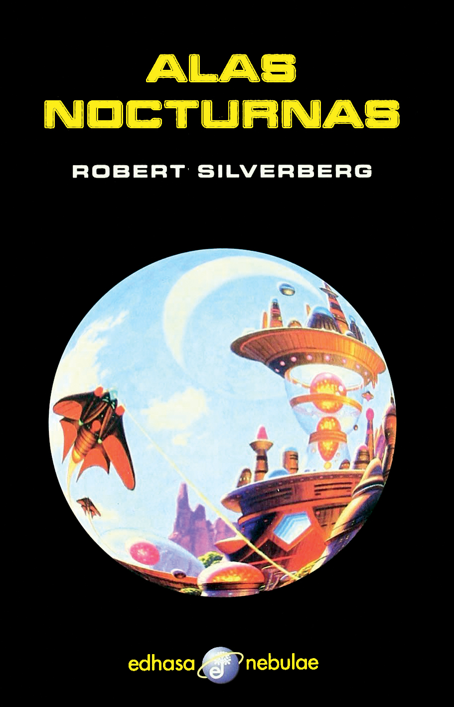 Alas nocturnas - Silverberg Robert