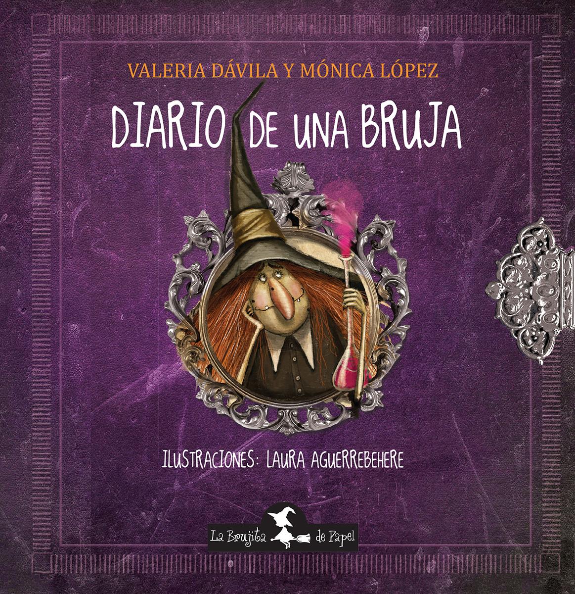 Diario de una bruja - López Mónica