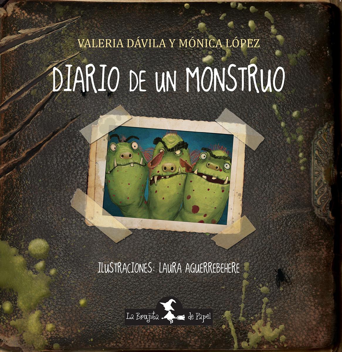 Diario de un monstruo - López Mónica