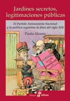 Jardines secretos, legitimaciones públicas - Alonso Paula