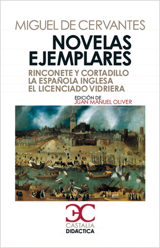 Novelas ejemplares (vol. I) - Cervantes Saavedra Miguel de