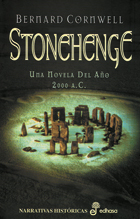 Stonehenge - Cornwell Bernard