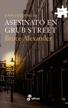 Asesinato en Grub street - Cook Bruce