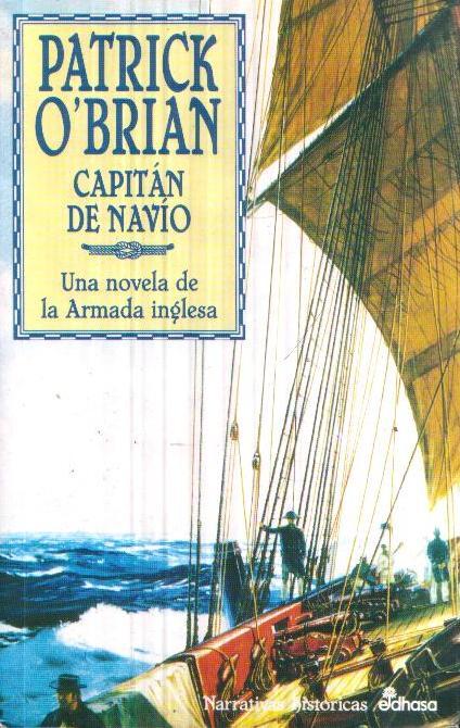 Capitán de navío - O'Brian Patrick