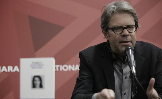 """Franzen: el escritor de la clase media estadounidense, contra la """"pureza"""" - Julieta Roffo"""