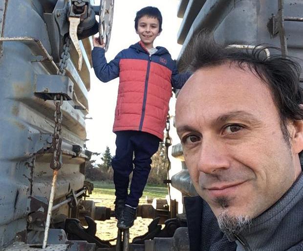 Pablo y Franco Bernasconi: una sociedad creativa de padre e hijo - Natalia Blanc