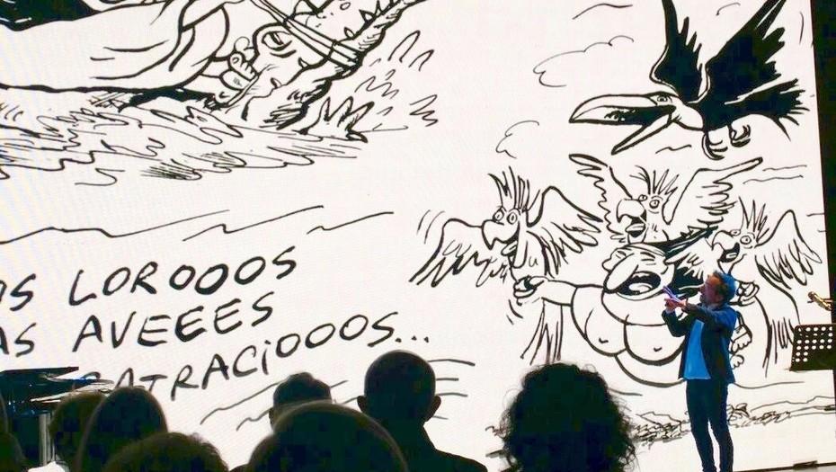 Lana Turner en un jolgorio travestido - Héctor Pavón